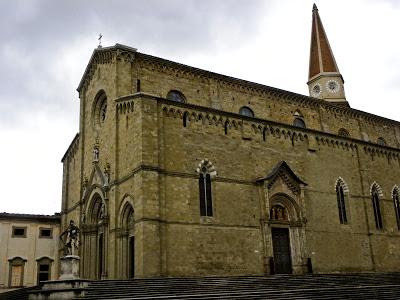 Visitare Arezzo in un giorno - Cattedrale