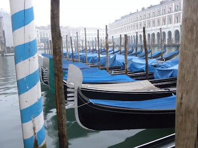 Venezia in due giorni - Gondole