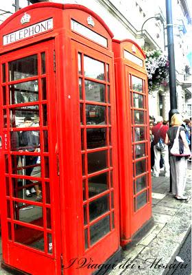 London Calling - cabina telefonica