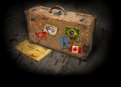 Galateo del Viaggiatore - valigia