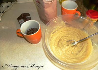 Cucinare biscotti - gli ingredienti