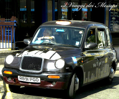 London Calling - taxi