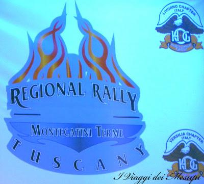 Tuscany Regional Rally - manifesto