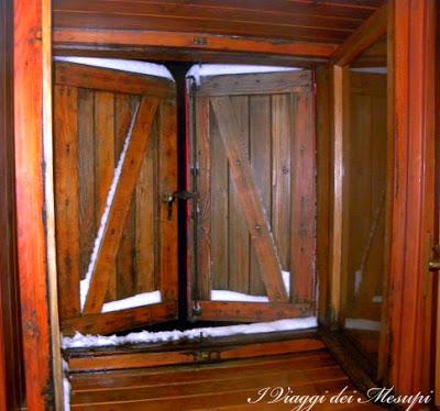 hotel la piccola baita - finestra