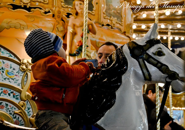 natale a piazza navona - carosello