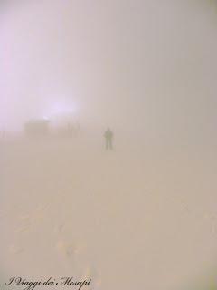 hotel la piccola baita -nebbia