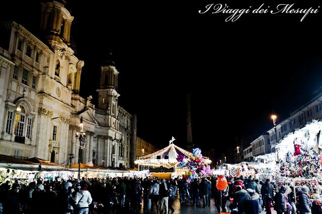 natale a piazza navona - piazza