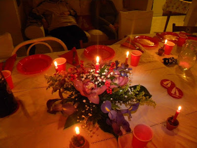 Natale a Roma - tavola