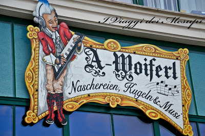 Specialità Viennesi - Mozart shop