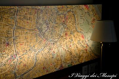Dove dormire a Vienna: Austria Trend Hotel Beim Theresianum - mappa