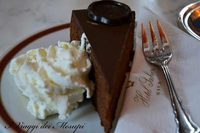 Hotel Sacher - torta
