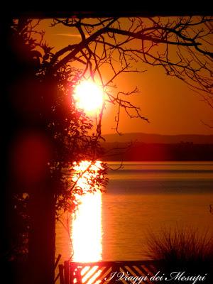 Lago Trasimeno da Isola Grande