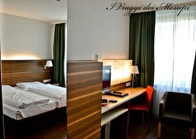 Dove dormire a Vienna, Austria Trend Hotel Beim Theresianum - camera