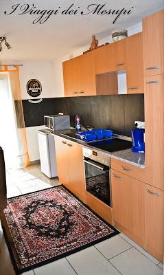Casa Patrizia cucina