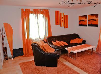 Casa Patrizia salone