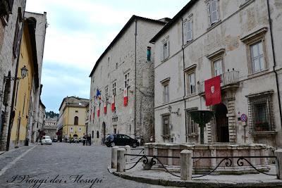 Visitare Narni Sotterranea - Centro storico di Narni
