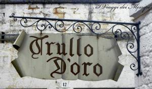 Cosa vedere ad Alberobello - ristorante il Trullo d'oro