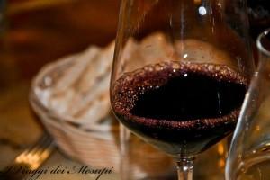 mangiare a Pistoia - vino