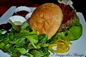 mangiare a Pistoia - hamburger
