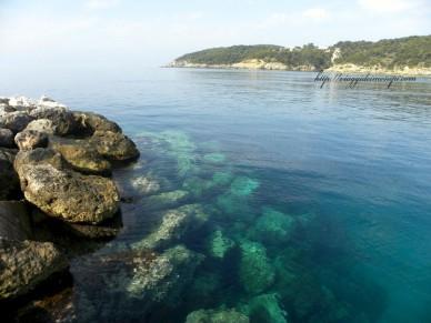 Isole Tremiti, il mare di San Nicola