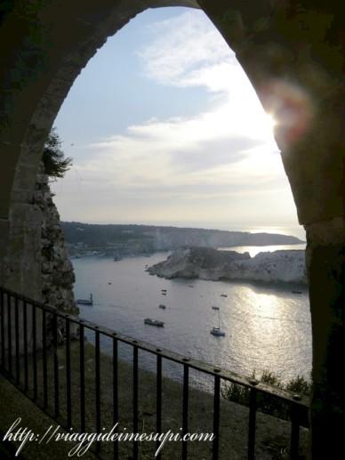 Isole Tremiti, arco a San Nicola