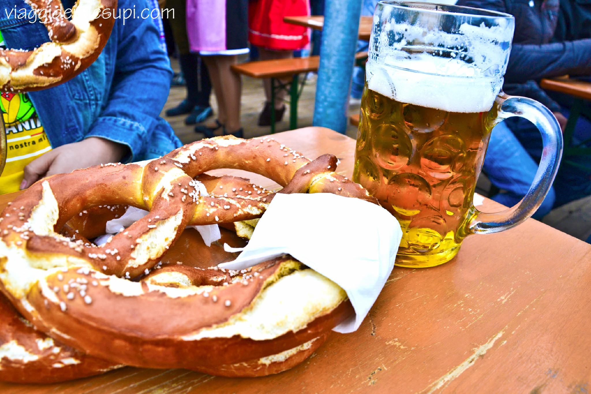 Colazione all'Oktoberfest