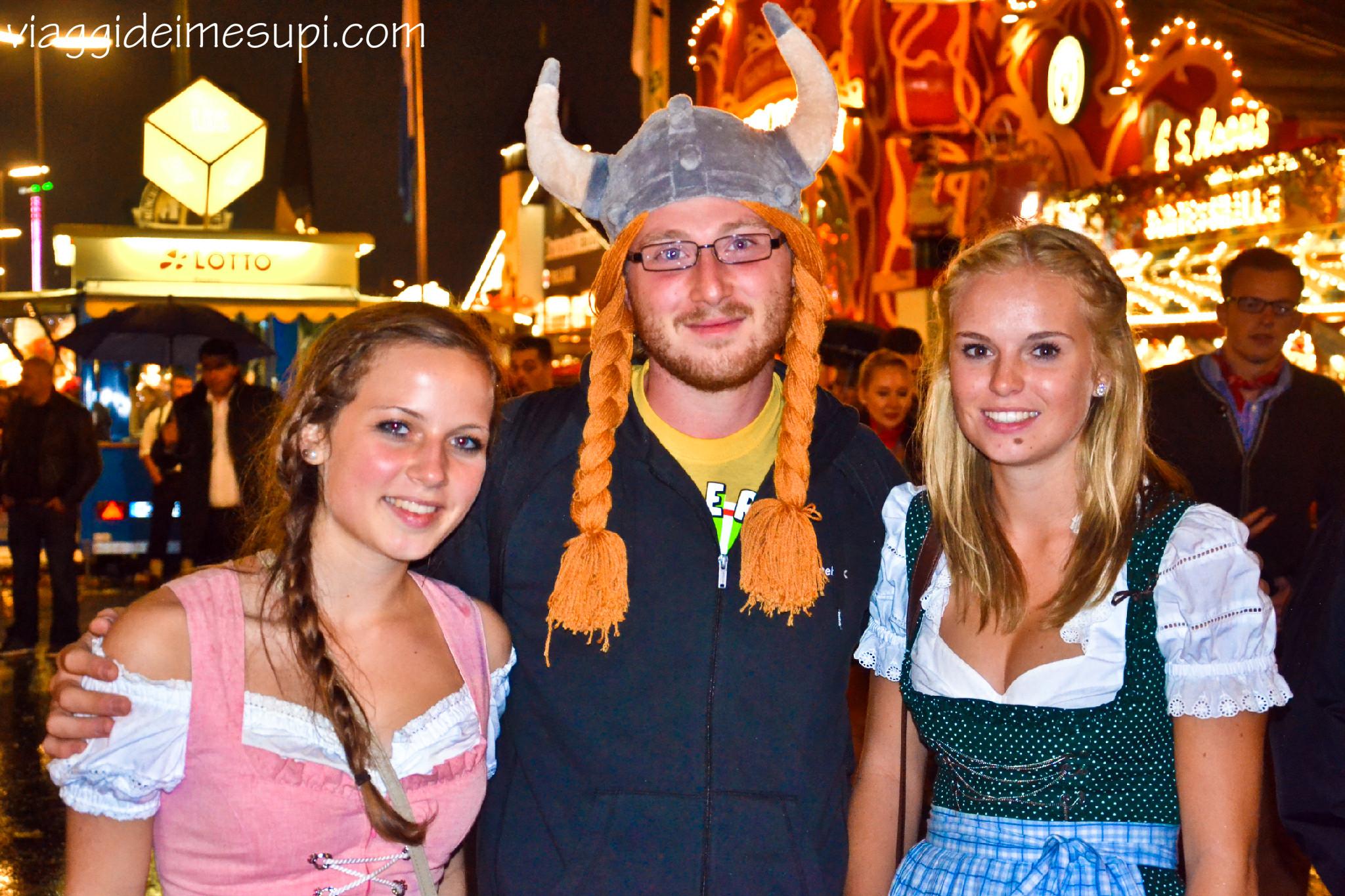 Facce da Oktoberfest