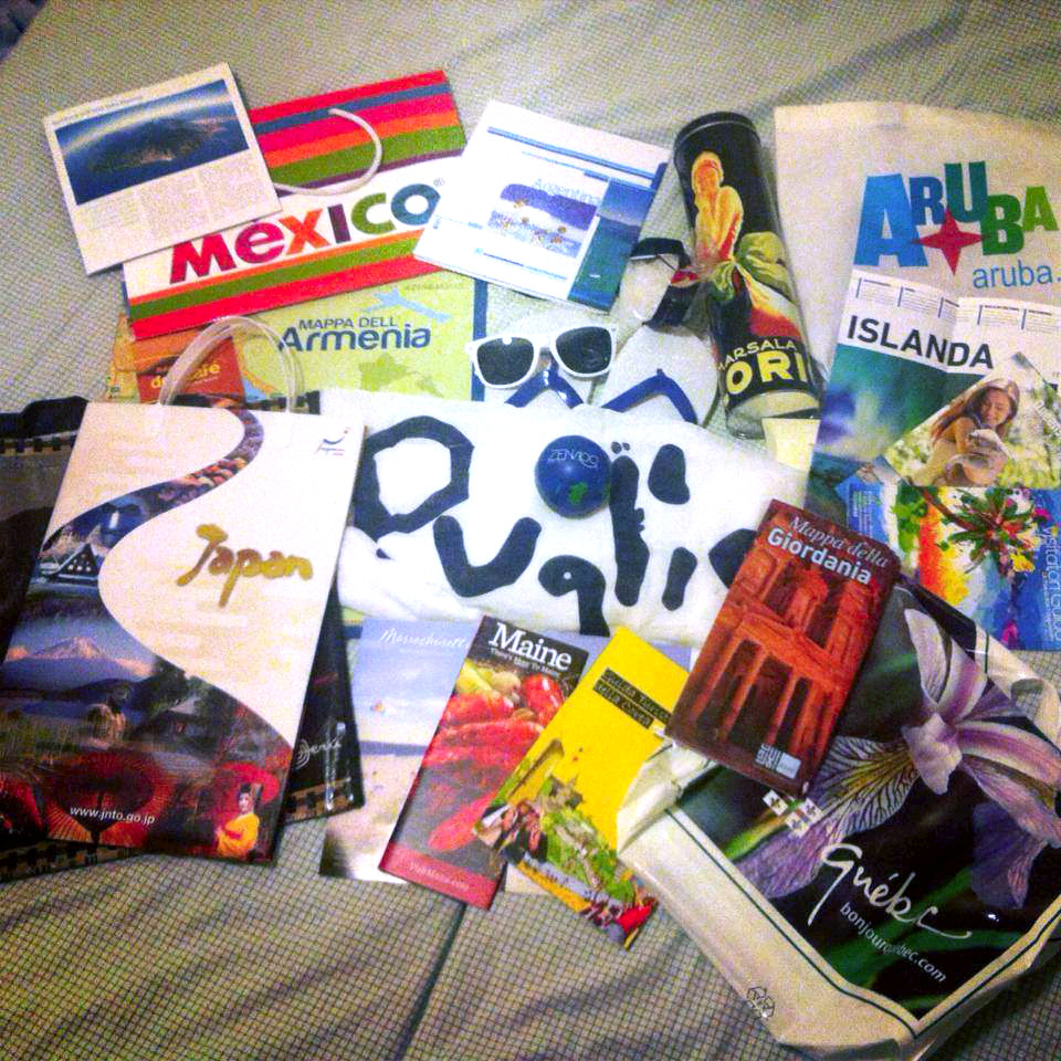 Ricordi del Travel Blogger Destination Italy