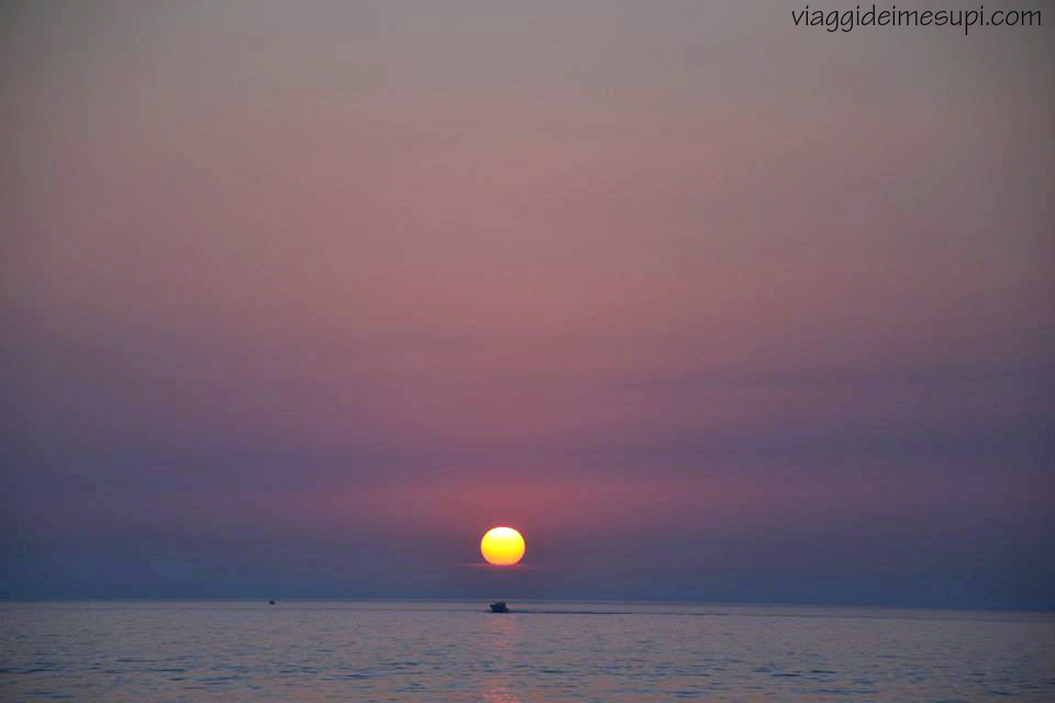 Antivari, tramonto2