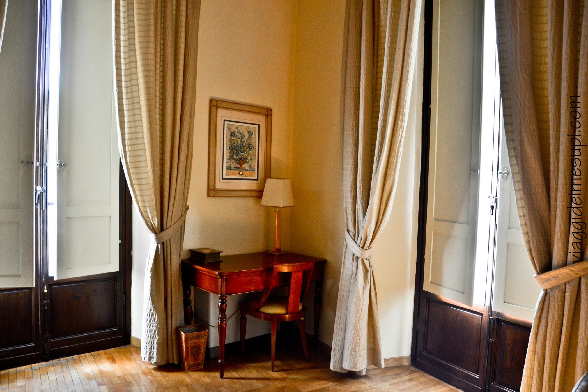 Firenze in un giorno, palazzo gamba, camera2