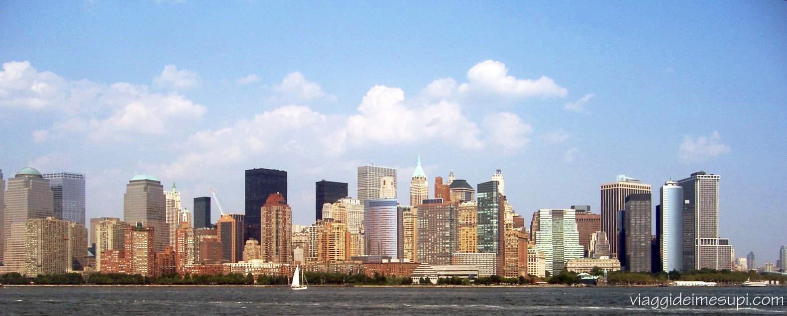 new-york- in breve skyline