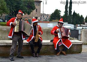 Natale a Roma, i Fori