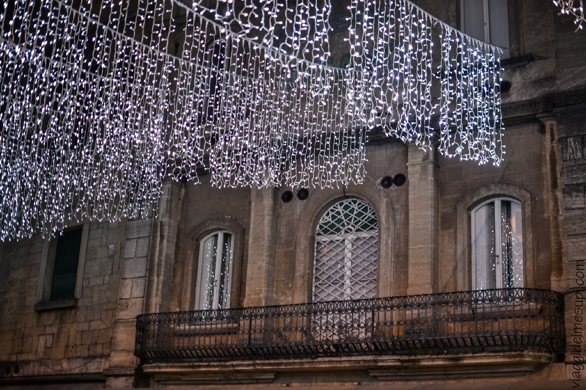 Christmas in San Marino, lights