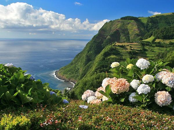 ilha de São Miguel, Açores. Foto: José António Rodrigues/Publiçor