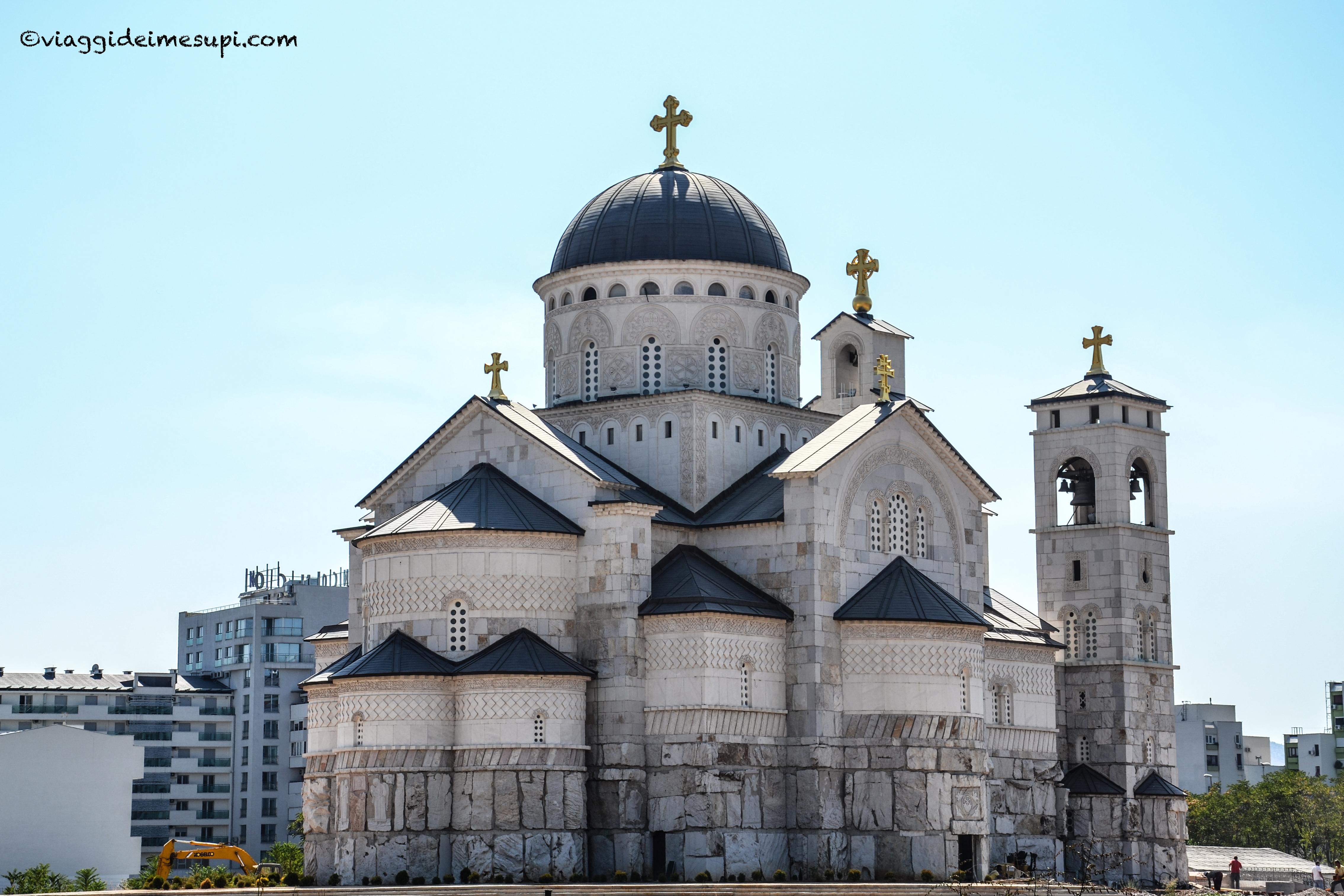 Cattedrale della Resurrezione, Podgorica