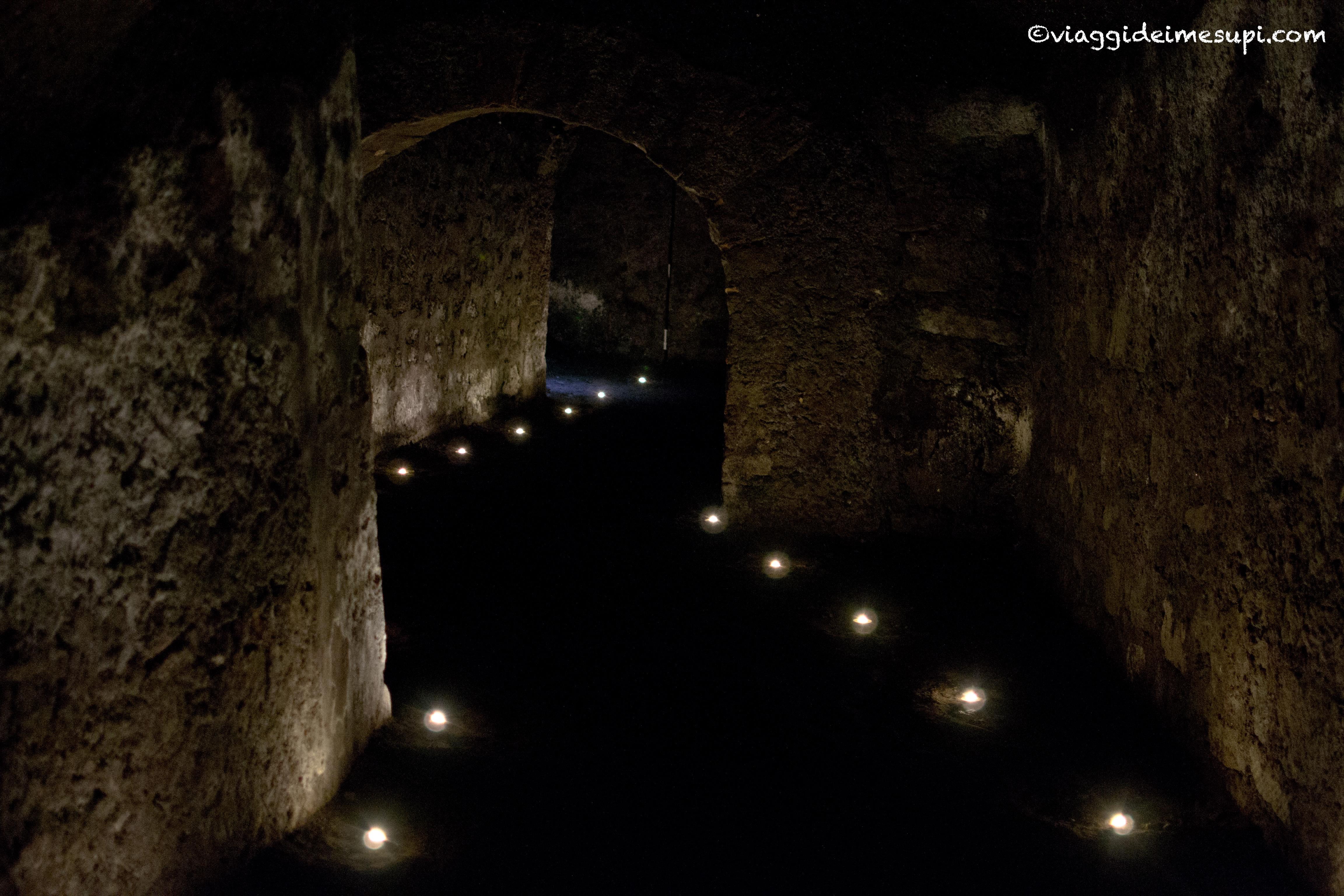 Cosa vedere a Viterbo, sotterranei