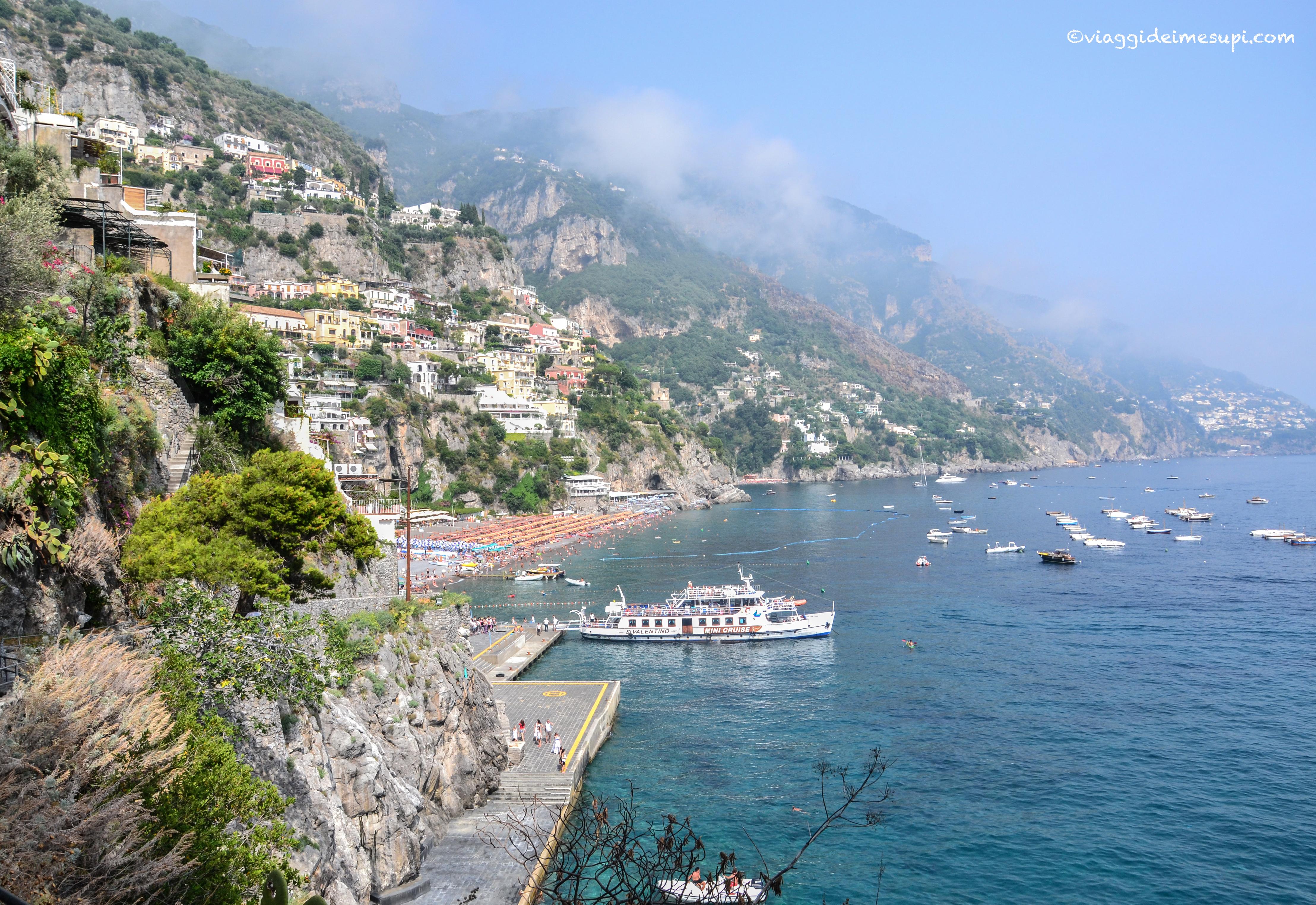 Villaggi turistici in Campania Positano