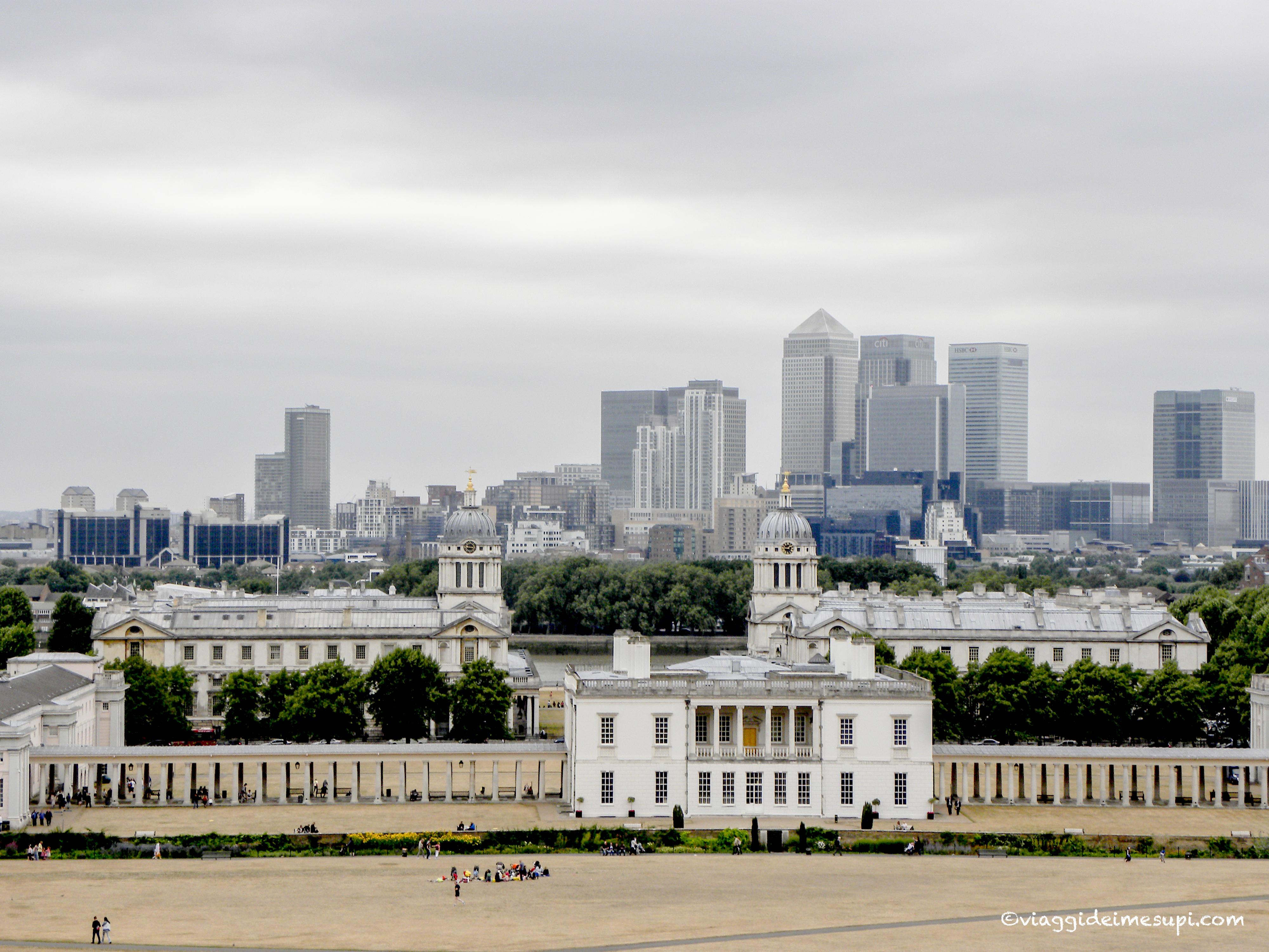 Cosa vedere a Londra , Greenwich