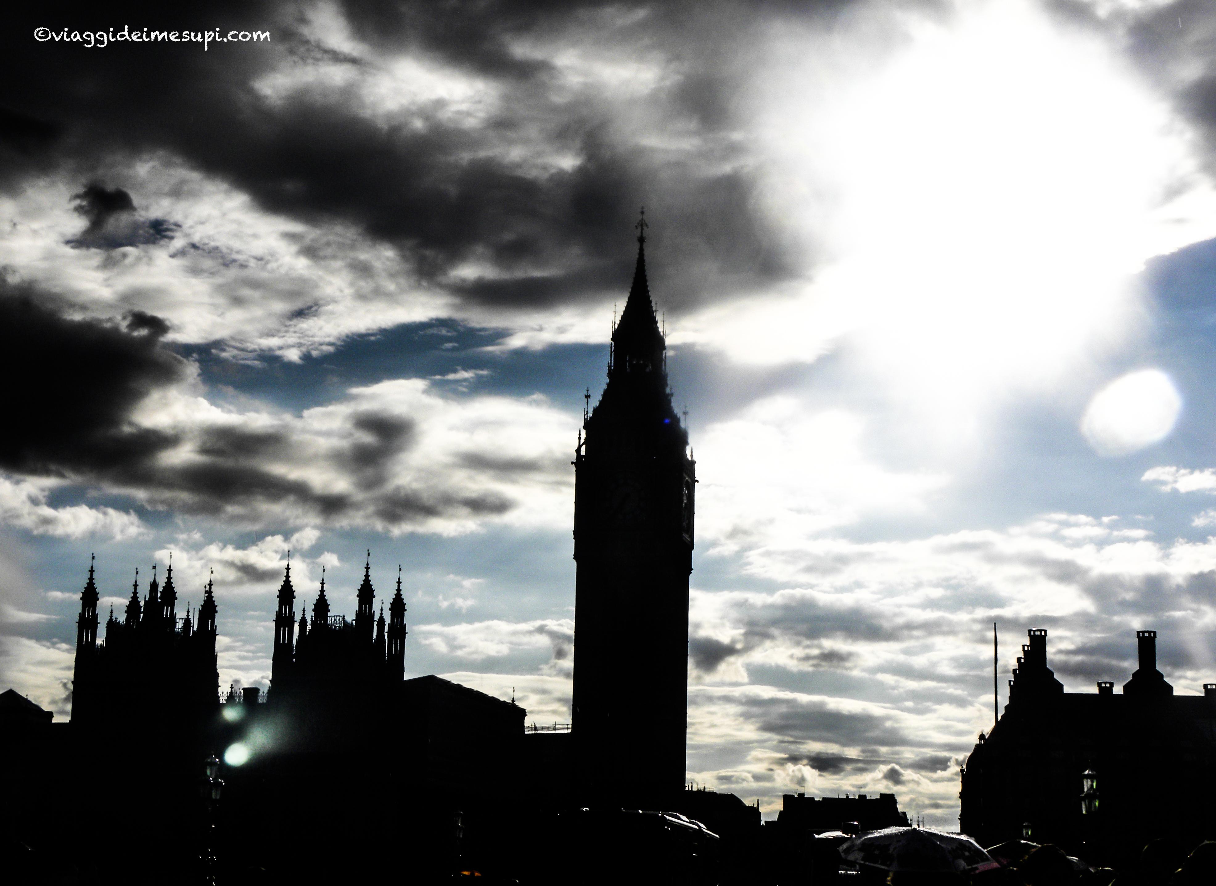 Cosa vedere a Londra , big ben