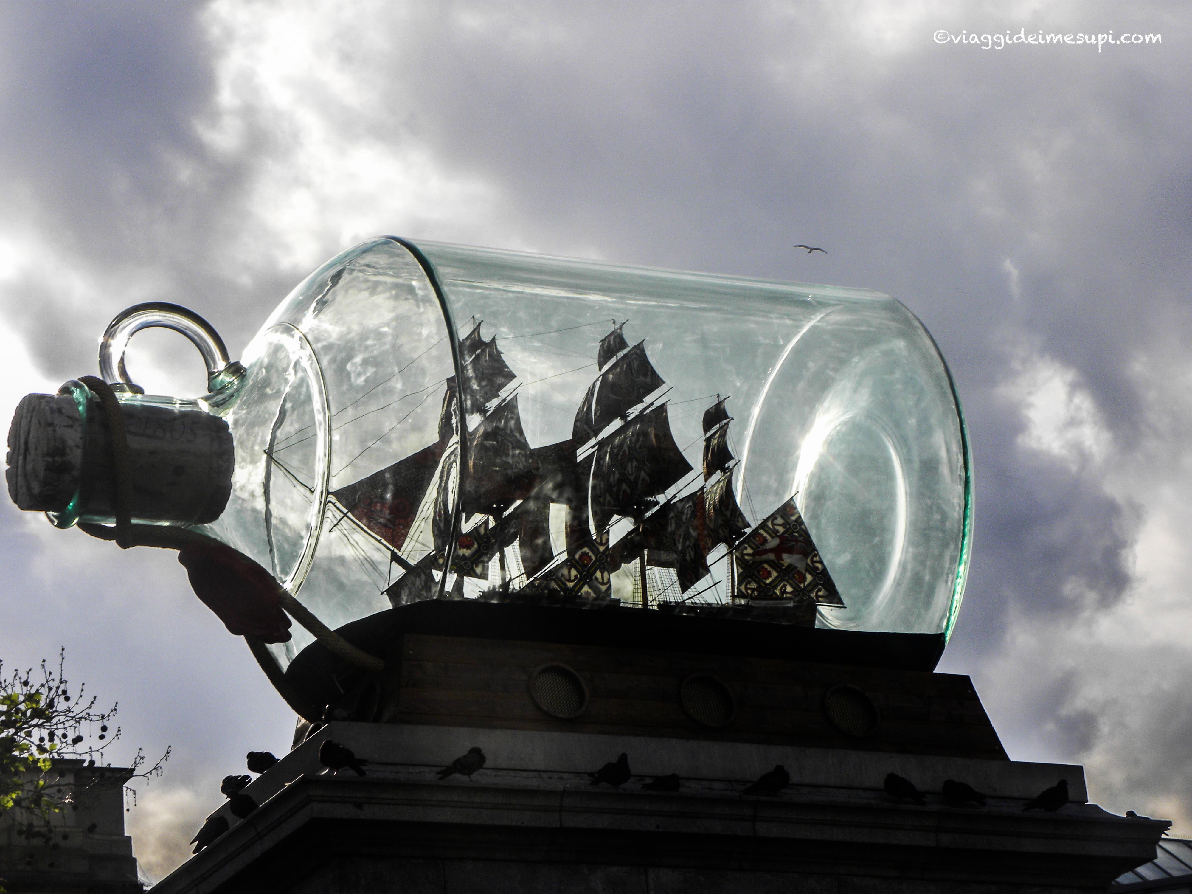 Cosa vedere a Londra , Trafalgar Square