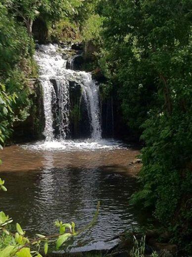 Invasioni Digitali, le cascate del parco degli acquedotti
